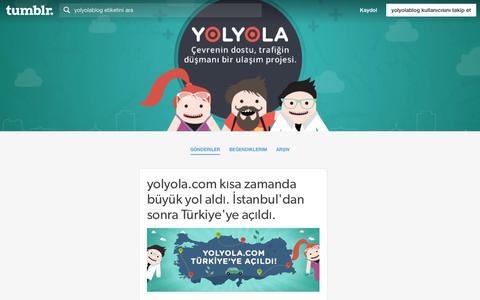 Screenshot of Blog yolyola.com captured Oct. 5, 2017