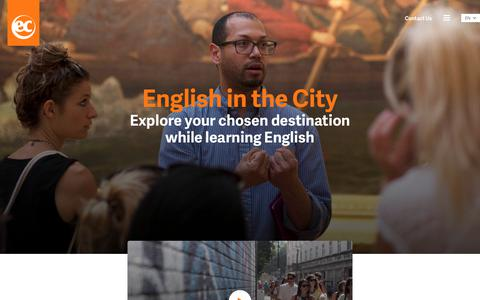 Learn English for an international career - EC English Language School