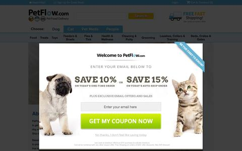 Screenshot of About Page petflow.com - About Us | PetFlow - captured Oct. 27, 2015