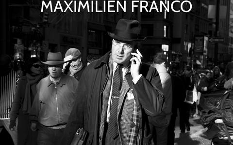 Screenshot of Home Page maxfranco.fr - Home - Maximilien Franco - captured Oct. 17, 2018