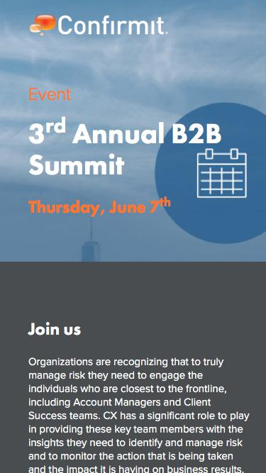 3rd Annual B2B Summit
