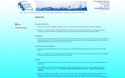 Screenshot of About Page ppnonline.co.uk - About Us | PPN - captured Oct. 3, 2014