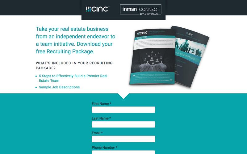 CINC Recruiting Package