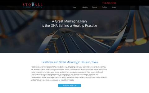 Medical Marketing Services Houston | Stovall Medical Marketing