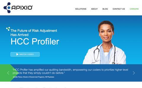 HCC Solutions | Apixio