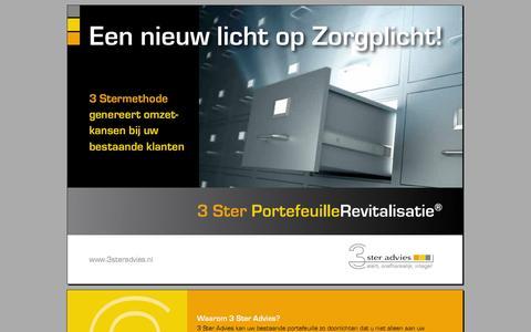 Screenshot of Home Page dossiercentraal.nl - Welkom bij Dossier Centraal - captured Sept. 30, 2014