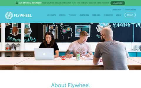 Flywheel |   About