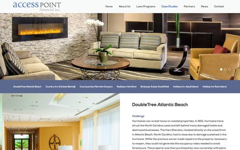 Case Studies | Access Point Financial