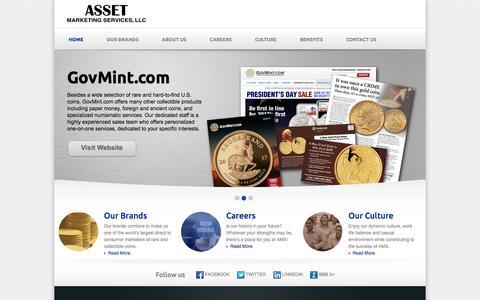 Home | Asset Marketing Services, LLC