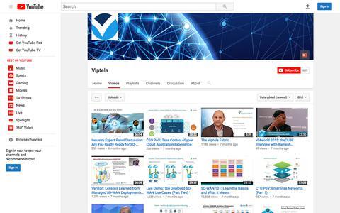 Viptela  - YouTube