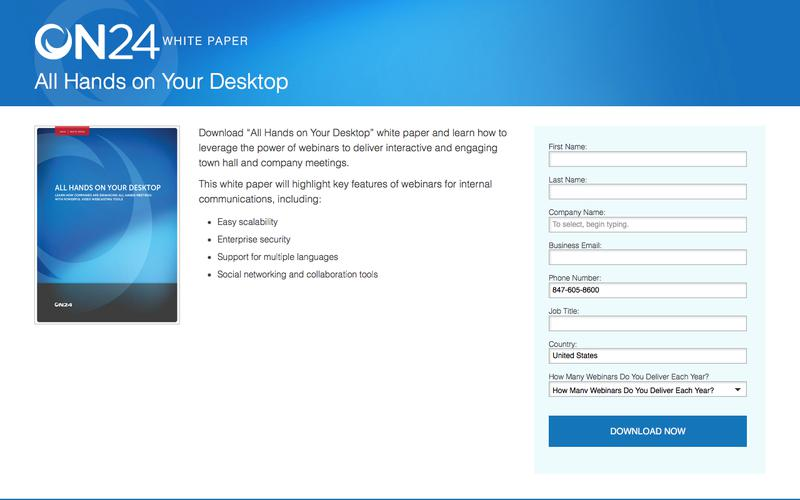All Hands On Your Desktop