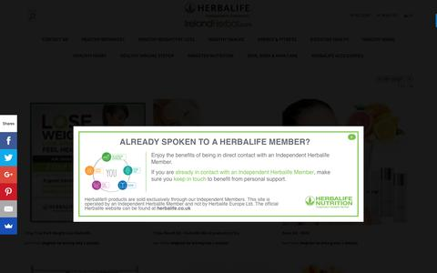 Herbalife independent distributor in Ireland