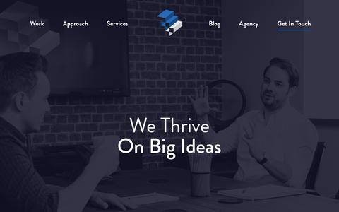 Screenshot of Team Page pixelbuilders.com - Meet Our Digital Team Of Experts - Pixelbuilders - captured July 25, 2018