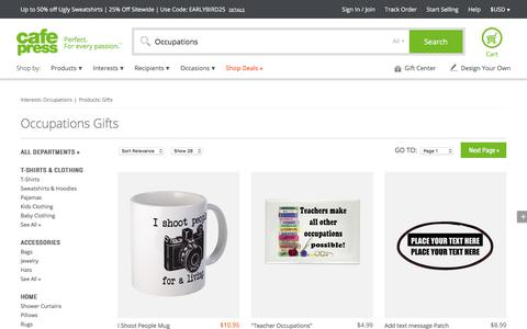 Occupations Gifts & Merchandise | Occupations Gift Ideas & Apparel - CafePress