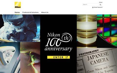 Nikon | Home