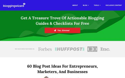 Discover Actionable Blogging Advice You Can Use - Blogging Wizard