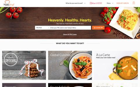 Holachef - Food Delivery | Order Food Online in Mumbai and Pune