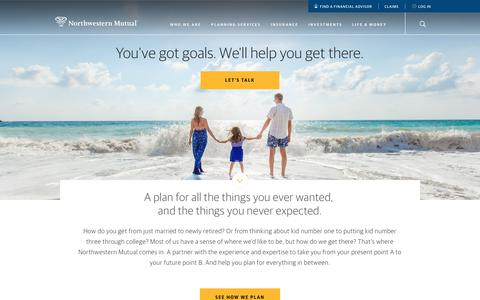 Life Insurance & Financial Planning | Northwestern Mutual
