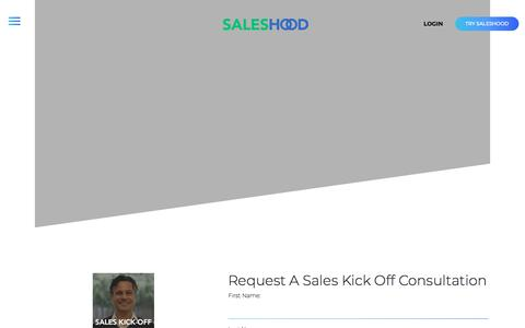 SalesHood - SKO Best Practices