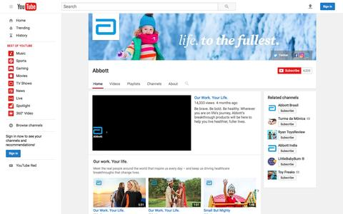 Abbott  - YouTube