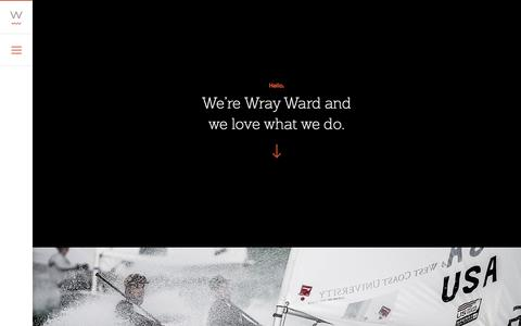 Wray Ward | Creative Marketing Communications