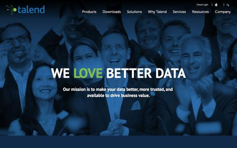 Talend CEO, Management & Leadership in Data Integration