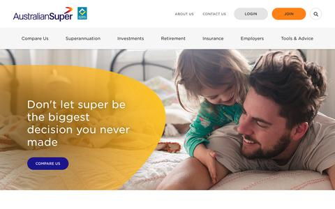 AustralianSuper | Award Winning, Low Fee Super Fund
