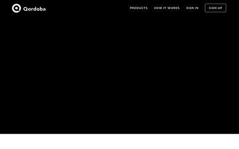 Screenshot of Team Page qordoba.com - The Qordoba Team - captured Dec. 3, 2015