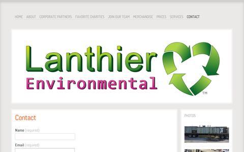 Screenshot of Contact Page wordpress.com - Contact   - captured Sept. 12, 2014