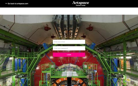 Login | Artspace Portal
