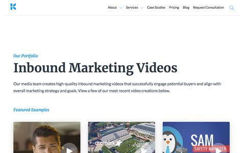 Video Marketing | Kuno Creative