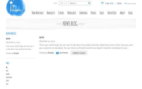 Screenshot of Press Page ibizapassion.net - News | Ibiza Passion - captured Oct. 6, 2014