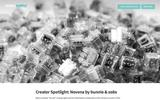 Old Screenshot Crowd Supply, Inc. Blog