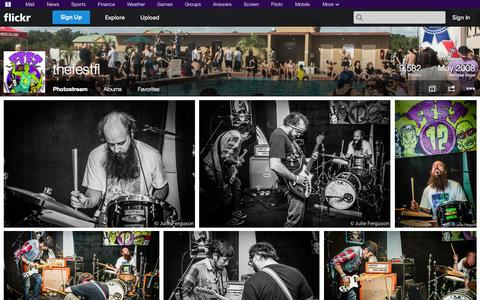Screenshot of Flickr Page flickr.com - Flickr: thefestfl's Photostream - captured Oct. 25, 2014