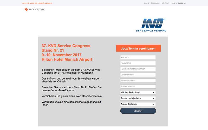 37. KVD Service Congress, 9.-10. Nov., Stand Nr. 21