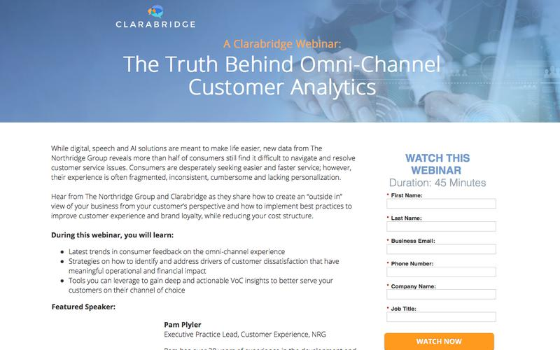 The Truth Behind Omni-Channel Customer Analytics