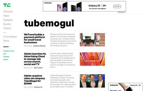 tubemogul | TechCrunch