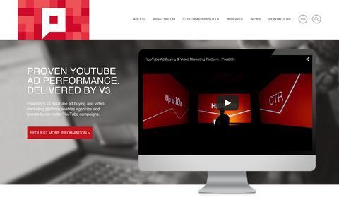 YouTube Video Marketing   TrueView Ad Technology   Pixability