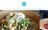 Old Screenshot Blue Plate Restaurant Company Home Page