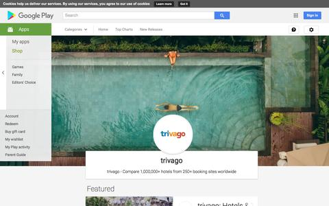 trivago - Android Apps on Google Play