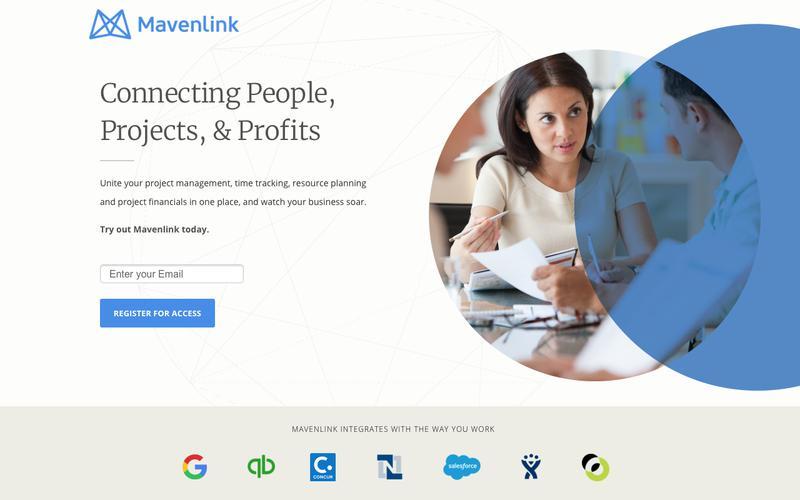 Resource Planning & Project Management Software | Mavenlink