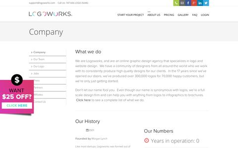 Logoworks | Company Information