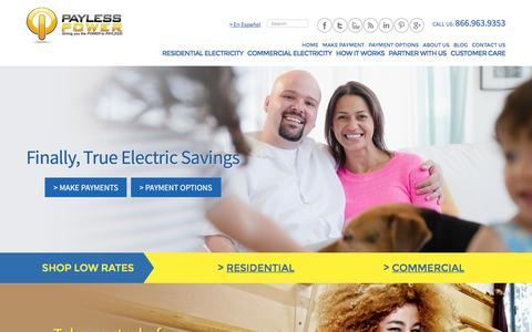 Texas Prepaid Electricity Savings | Save Big with the Lowest Energy Rates