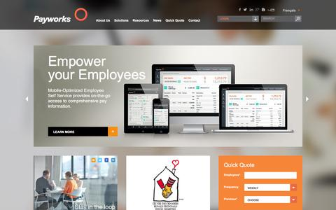 Payroll Services by Payworks Canada