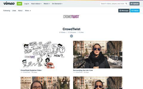 CrowdTwist on Vimeo