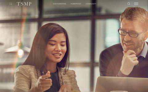 Screenshot of Jobs Page tsmplaw.com - Careers - TSMP Law Corporation - captured Oct. 19, 2018