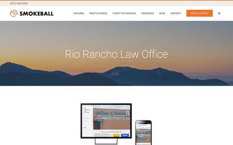 Rio Rancho Law Office - Smokeball