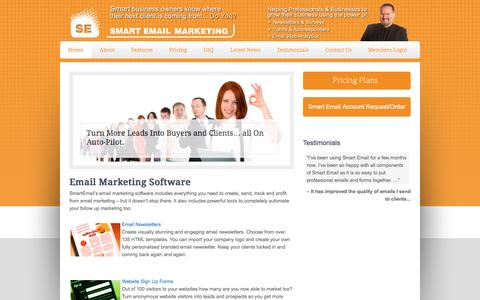 Email Marketing Perth - Get Email Marketing Software for Your Business