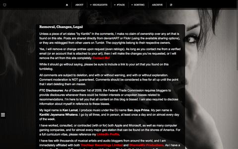 Screenshot of Terms Page burnasone.org - Burn as One - Removal, Changes, Legal - captured Jan. 7, 2016