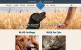 Old Screenshot Blue Buffalo Co Home Page